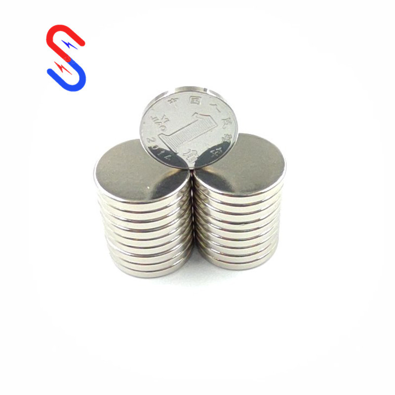 D25x2/3/4/5/6/8/10mm rare earth permanent magnet strong magnet magnet magnet magnet