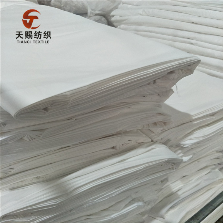 -Polyester chemical fiber brushed cloth 120cm wide eagerly cut brushed cloth white coat and white cl