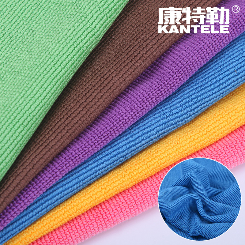 MINGKAI Kantler large pearl towel cloth household kitchen and bathroom cleaning cloth