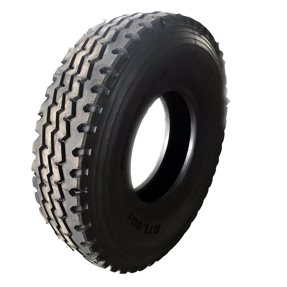 Welgeer 11.00R20 Dump Truck Rear Eight Wheel Trailer with Wear-resistant Heavy Duty Tires
