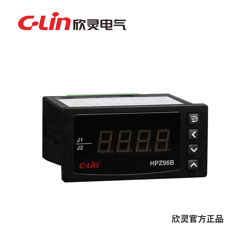 Xinling HPZ96B-AI-J-M/AV-J-M series programmable electric quantity measurement and control instrumen