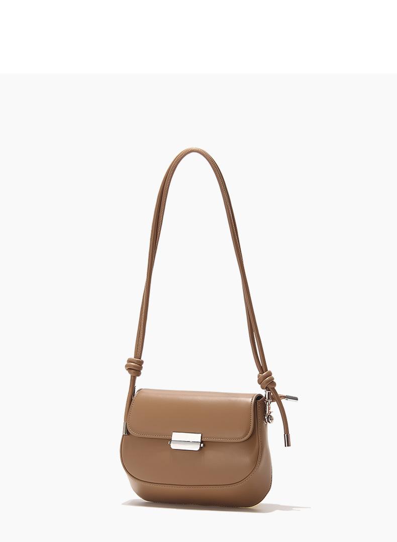 2021 new trendy summer retro saddle bag women's shoulder bag messenger bag portable women's bag
