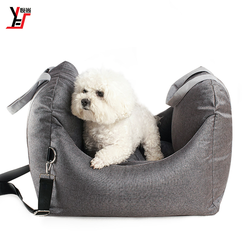 Yueshang Four Seasons Pet Car House Pet Traveling Dog Pad Portable Car Seat