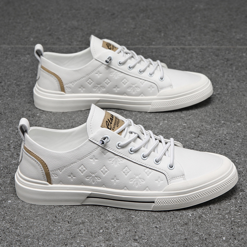 Men's shoes summer breathable 2021 new shoes Korean version of the trend of all-match sneakers men\