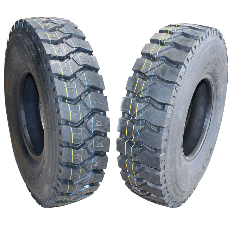 Brand new genuine 1200r20 steel wire tires 1200-20 load wear-resistant truck tires