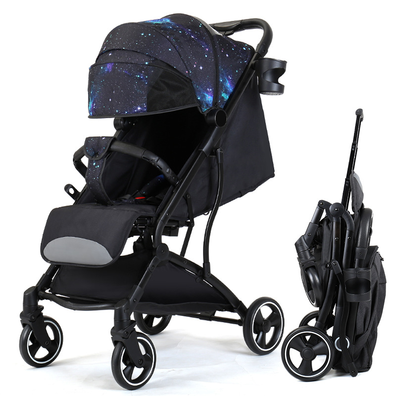 Royal Baby stroller can sit, lie down and lightly fold simple baby umbrella cart portable newborn ch