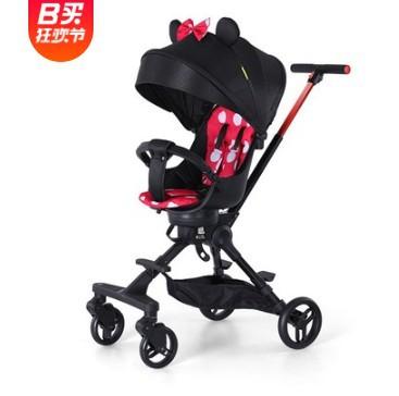 Playkids Proco Baby Walker Artifact X3 Baby Stroller Lightweight Folding Two-way High Landscape Baby