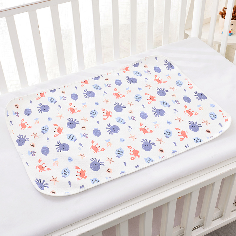 Infant changing pad thickened waterproof large washable baby supplies menstrual protection pad elder