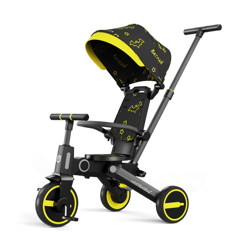 uonibaby new children's tricycle 1-5 years old baby stroller stroller baby stroller can be folded