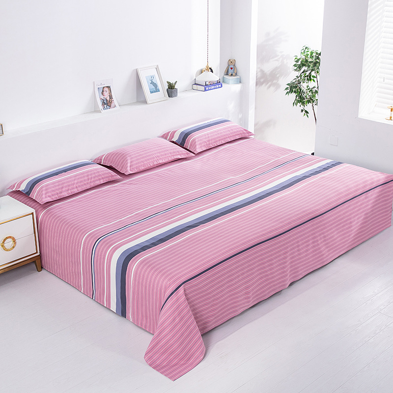 Wholesale pure cotton twill thick and brushed quilt tatami single-piece kang single oversized widene