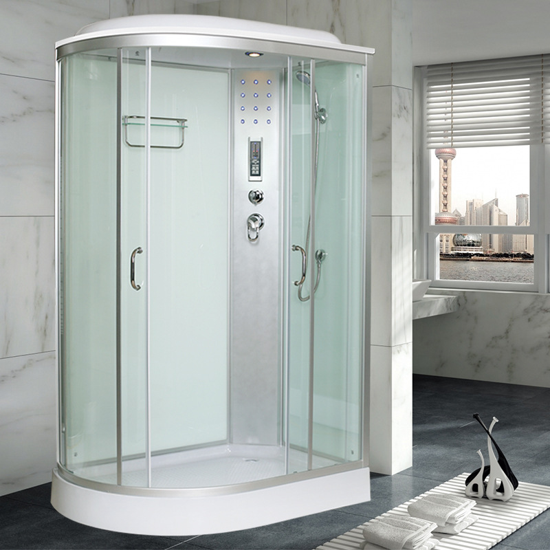 Integral shower room, bathroom, household integrated shower room, bath partition, dry and wet separa