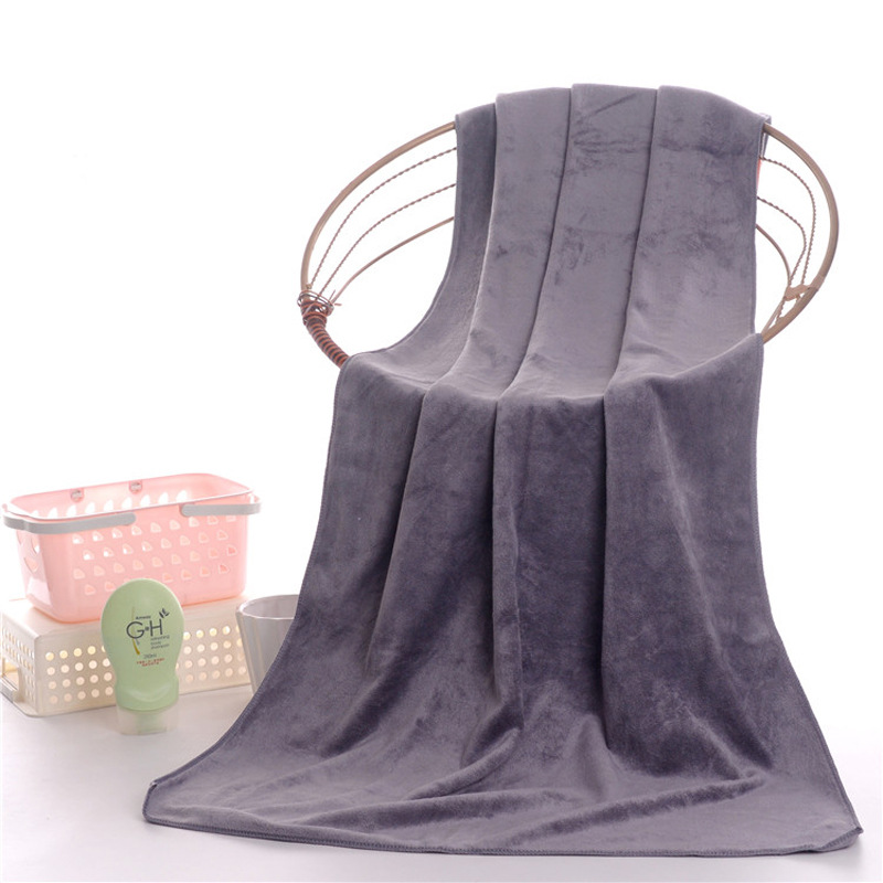 400 grams of beauty salon bed towels, bath towels, foot massage, ear massage, moxibustion, thickened