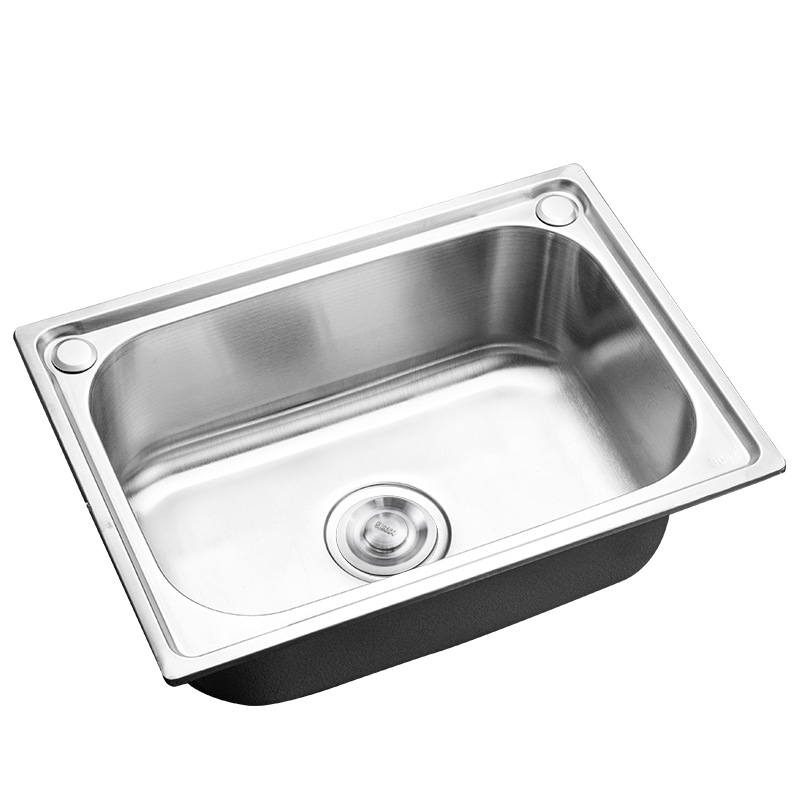 Stainless steel sink single sink 5338 stainless steel vegetable sink sink single sink project small